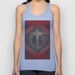 Eye of Chaos Unisex Tank Top