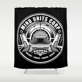 Mind Units Corp - Weapons of Mass Destruction Shower Curtain