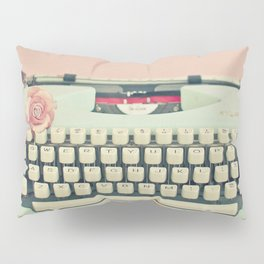 Love Letter Pillow Sham