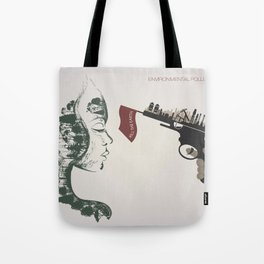forest girl and gung Tote Bag