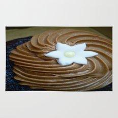 Chocolate cupcake Rug