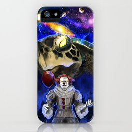 My Brother My Enemy iPhone Case