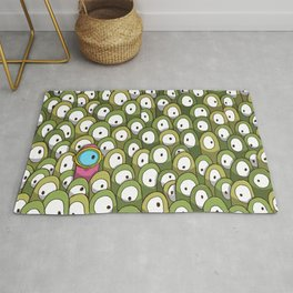Pingo's People (Dare to be Different!) Rug