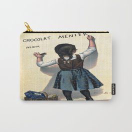 Vintage poster - Chocolat Menier Carry-All Pouch