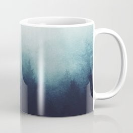 The space between Coffee Mug