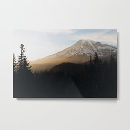 A Sunset To Never Forget Metal Print