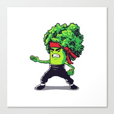 Brocco Lee Canvas Print