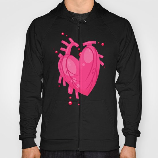 Simple Heart Hoody
