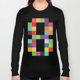 Eight Bit Long Sleeve T-shirt