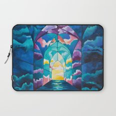 Chambers: To Know & Be Known Laptop Sleeve