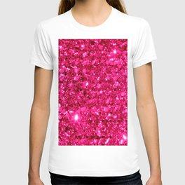 SparklE Hot Pink T-shirt