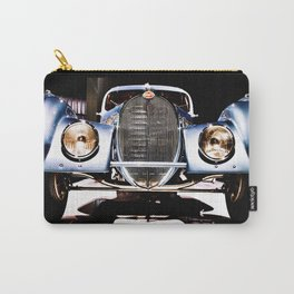 Bugatti Type 57 SC Atlantic at the Petersen Hot Rod Museum Carry-All Pouch