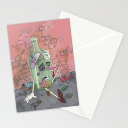 Oh, Demon Alcohol! Stationery Cards