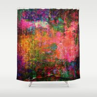 happiness Shower Curtains featuring Happiness by haroulita