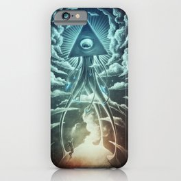War Of The Worlds I. iPhone Case
