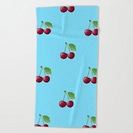 Cherry Beach Towel