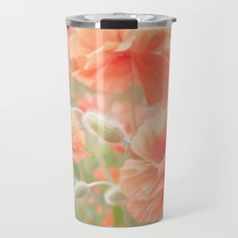Enchanting Poppies Travel Mug