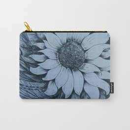 Spirit Flower Carry-All Pouch