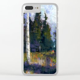 The Sentinel Clear iPhone Case