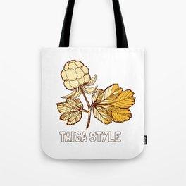 Cloudberries Tote Bag