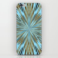infinity iPhone & iPod Skins featuring Infinity by Stay Inspired