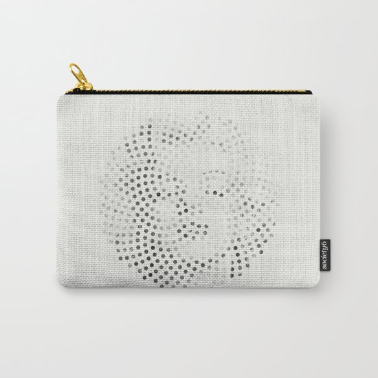 Optical Illusions - Iconical People 2 Carry-All Pouch