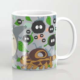 Troll in Motion Coffee Mug