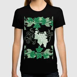 Abstract frame from grapevines T-shirt