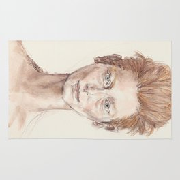 Tilda Swinton Inspiration Rug