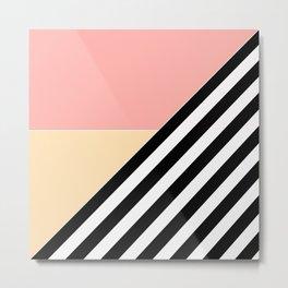 Quilt , patchwork Metal Print