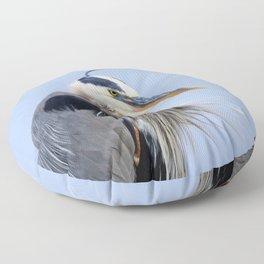 Blow Dry Floor Pillow