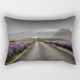 Church and nature Rectangular Pillow