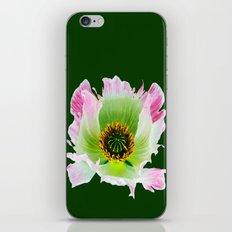 Papaver Somniferum iPhone & iPod Skin