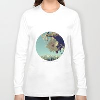 blossom Long Sleeve T-shirts featuring Blossom by yuvalaltman