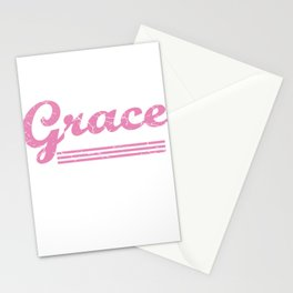 Christian Grace Wins T-shiris a great reminder that God lavishes over us. Amazing Grace Holy Spirit Stationery Cards