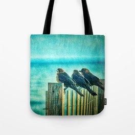 Morning Watch Tote Bag