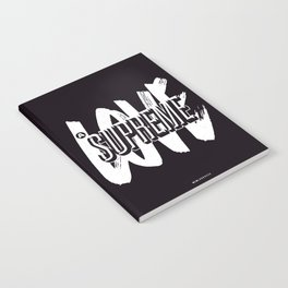 A Love Supreme Notebook