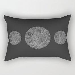 Circular three Rectangular Pillow