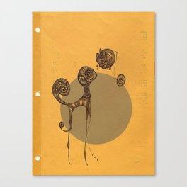 IKA Canvas Print