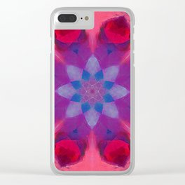 Mandala for Personal Power Clear iPhone Case
