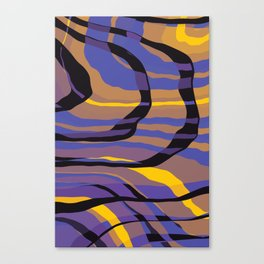 CURV35 Canvas Print