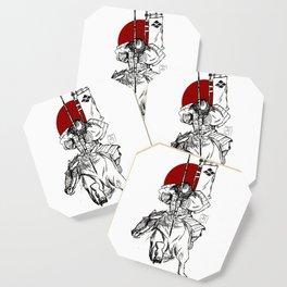 The Samurai's Charge Coaster