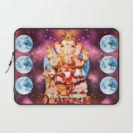 Galactic Ganesha Laptop Sleeve