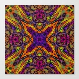 Crazy XXX Canvas Print
