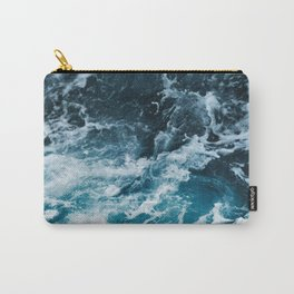 Tumultuous Seas Carry-All Pouch