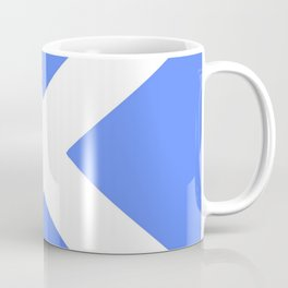 flag of scotland 5– scotland,scot,scottish,Glasgow,Edinburgh,Aberdeen,dundee,uk,cletic,celts,Gaelic Coffee Mug