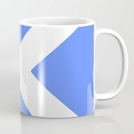 flag of scotland 5– scotland,scot,scottish,Glasgow,Edinburgh,Aberdeen,dundee,uk,cletic,celts,Gaelic Coffee Mug