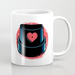 Graffiti Love Coffee Mug