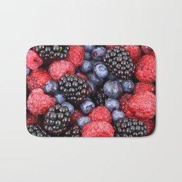 forest fruit Bath Mat
