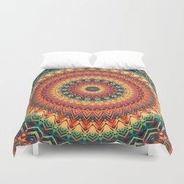 Mandala 254 Duvet Cover